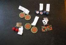 Hand-made jewellery by Fundacja Rozwiń Skrzydła - our Friend :) / Hand-made jewellery by Fundacja Rozwiń Skrzydła
