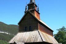 Kirker i Norge