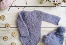 pletenie, strikovanie