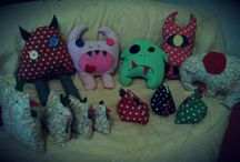 My DIY projects / these are just cute little stuff I made for my kids