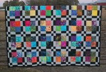 My Quilts (Quilts that I have made) / quilting