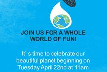 Earth Day 2014 / Join us for a fun Earth Day celebration! Enjoy the yummy food and get a chance to plant a mini garden of your own!