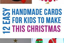 Christmas Crafts for kiddies