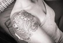 Tattoo inspiration / tattoo inspirace