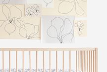 Lewis | Organic Cotton Crib Sheets / 100% organic cotton + GOTS certified organic cotton screen printed and fitted crib sheets. #lewisforyourlittle