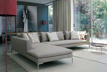 L shape sofas