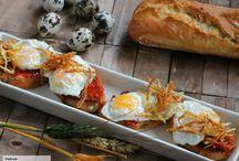My Appetizers / Entrantes, aperitivos, cosas para picar....
