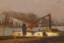 SENECHAL DE KERDEORET (le)-Détails / +++ MORE DETAILS OF ARTWORKS : https://www.flickr.com/photos/144232185@N03/collections