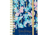 Agendas 2016 / The Lilly Pulitzer Large Agenda is here in your favorite print, Ocean Jewels. Keep your social schedule in order (and in style) with your new planner.  / by Lilly Pulitzer