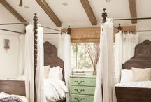 Bedrooms - Twin Beds / Gorgeous guest bedrooms featuring twin beds.