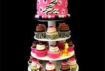 Cupcake Tower Inspirations