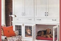 Puppy Crate Inspiration