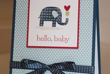 Cards- Baby / by Becky Orfei