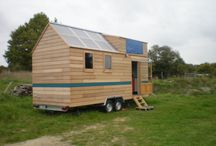 "Ma Tiny House ""44 mètreKube"" / Quelques photos de ma tiny house"