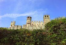 VdA Castle / All Castle from Aosta Valley http://www.regione.vda.it/cultura/patrimonio/castelli/