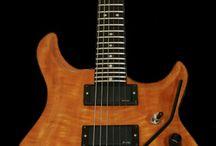 Diquattro custom Guitars