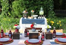 Party Ideas / by Jessica Thistle