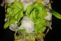 "Wedding Bouquets by Kimkizzies / by Kimkizzies ""Fussy Little Things"""