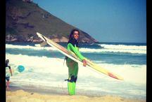Surf Golden Hour / Surf&Sun&Beach
