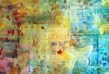 Mixed Media Inspiration / Mixed media art from talented global artists.