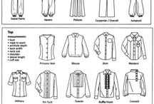 Clothes types