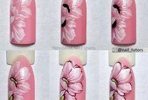 Nail Art | flower