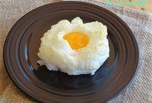 CUCINA: uova