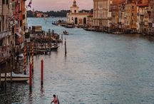 Venice, Italy / after wedding photos