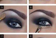 Makeup tips / by Colleen Ryan-Sticco