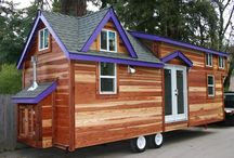 tiny house / by Jessica Guenther