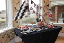Pirate princess party ideas