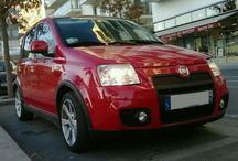 FIAT PANDA My car