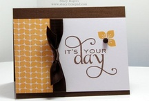 Stampin' Up & crafts / by Diane Brubaker