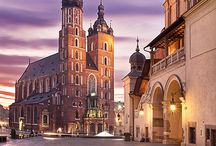 Krakow - Cracovia, the old capital Town of Polish kings