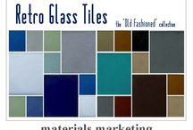 Retro Glass Tile