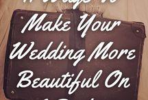 Wedding Ideas / by Cheryl Lively