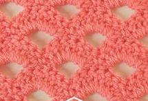 Crochet Stitch Tutorials