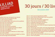 30 jours / 30 Livres