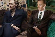 Tom Hiddleston / Tom Hiddleston appreciation board.