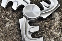 CNC surfaces