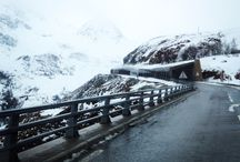 On The The Roads of Europe / -_-