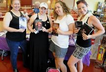 Christy Sloat: Book Signings
