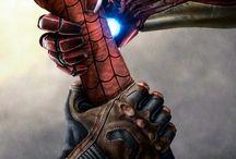 ♥Heroes♥ / Heroes, Marvel, DC
