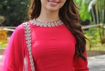 Chudidhar designs / Clothes