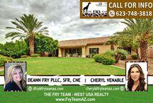 SOLD! Well-Cared Veranda Home in Litchfield Park / 13533 W Medlock Drive, Litchfield Park, AZ 85340 | 5 Bed | 3.5 Bath | 3,771 Square Feet