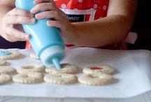 Cookies / by Nivia Wilkinson