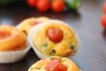 Appetizer: finger foods e torte salate / ricette salate in italiano e inglese