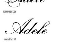 Tats fonts