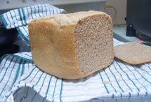 Bread maker recipies