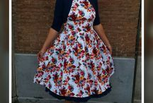 Beautiful dresses (patterns)